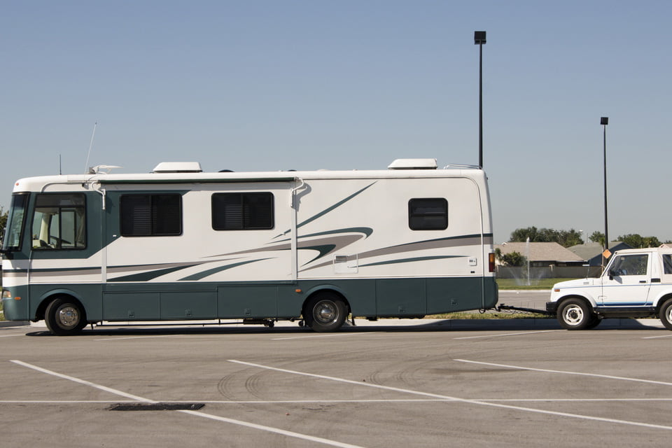 How to Tow a Car behind your Motorhome - Explorer RV Club